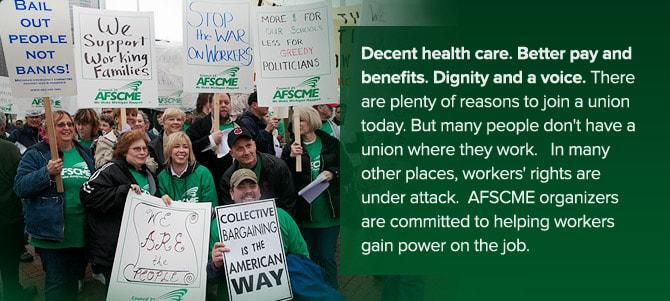 image of AFSCME workers