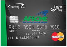 AFSCME Advantage Credit Card